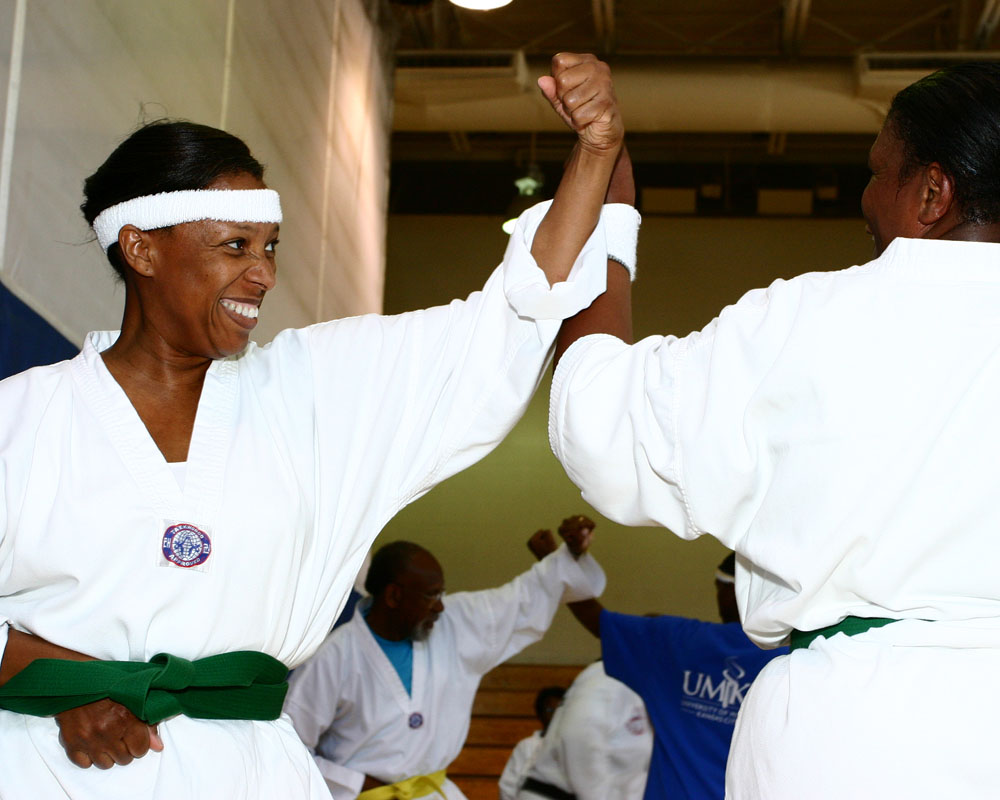 Adult Aikido (Self Defense) Class 2018