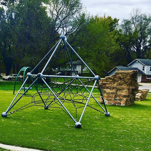 What is this and where is it located in the #KCParks system? #WhatsThatWednesday #WTW