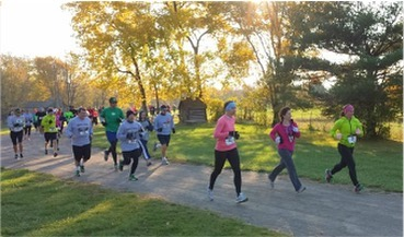 Todays the day! #KCParks Wilderness Run at Shoal Creek Living History Museum!! #Soup #CrossCountryRun