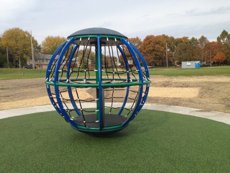 Two South KC Parks Receive Improvements