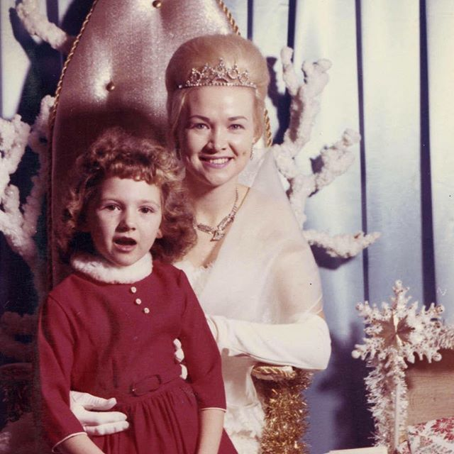 {Throwback Thursday} Kansas City's Fairy Princess circa 1961. This year, while the  Kansas City Museum mansion is undergoing renovation, The Fairy Princess tradition continues at their KCM@HGD location but unfortunately is SOLD OUT. #KCParks #KCParks125 #TBT #ThrowbackThursday