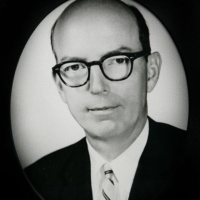 DAVIS K. JACKSON (1965-71) #72As part of #KCParks125, we are featuring all Park Board Commissioners in order of their service.Davis King Jackson (1912-1991) was born in Longwood, Missouri in Pettis County. King was his mother's maiden name.  His father was a Presbyterian minister.Dave graduated from the University of Missouri in 1933 with a degree in engineering and was employed as an engineer for several years.  While working in Jefferson City, he met Myrtle Stewart Van Dyne; they married in late 1938. Mrs. Jackson had a daughter from a previous marriage and an additional daughter was born to the couple.When World War II began, Dave joined the Naval Reserve and was called into active duty in the Civil Engineer Corps.  Toward the end of the War he met Kansas Citian Miller Nichols who was serving in the Navy.  Miller encouraged Dave to come to Kansas City after the War to meet his father, real estate developer J. C. Nichols.  Dave followed through and in 1946 he went to work for the J. C. Nichols Company in the Business Properties department and rose through the ranks over the years. Dave and Miller worked well together as the Nichols Company expanded developments and properties after the death of J. C. Nichols in 1950.  One development was the Alameda Plaza Hotel at Wornall Road and Ward Parkway, now the Intercontinental Hotel. In 1973 Dave Jackson succeeded Miller Nichols as president of the J.C. Nichols Company. He retired from that position in 1980 and became chairman of the executive committee and an adviser to Nichols Company management until 1987.  He was also chairman of the board of the Alameda Plaza Hotel Corporation from 1973 to 1989. Mr. Jackson was tall – 6 foot 4 inches.Mr. Jackson was appointed to the Board of Kansas City Park Commissioners in 1965 as President upon the sudden death of Board President Frank Theis.  He had previously served on the Kansas City Board of Police Commissioners and the Jackson County Capital Improvements Commission, among oth