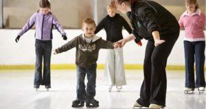 Youth Ice Skating