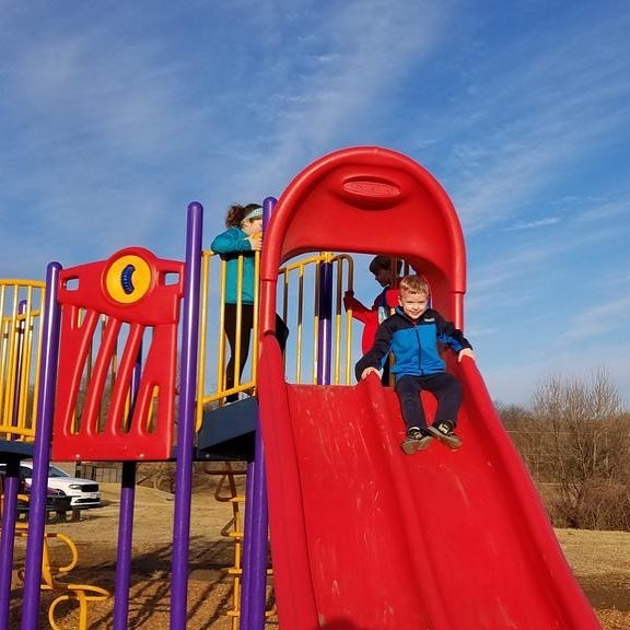 It's a great day to play in #KCParks! #WhereKCPlays