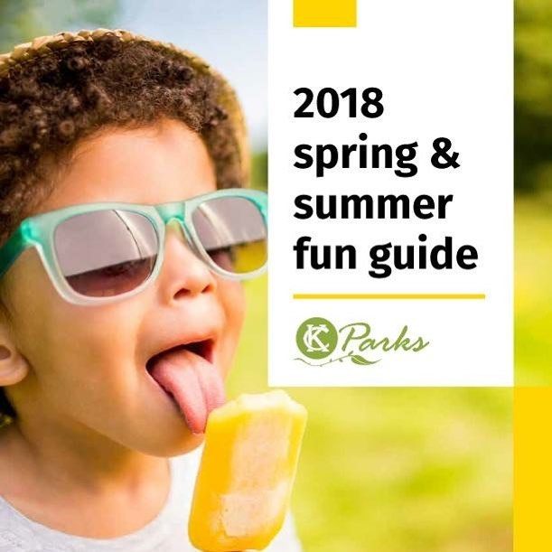 Check out our 2018 Spring & Summer Fun Guide featuring lots of ways to play with Kansas City Parks and Recreation this coming season! #KCParks #WhereKCPlays Download or flip thru online at kcparks.org.