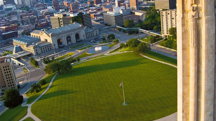 KC Parks & National WWI Museum and Memorial Partner on $2.5 Million Hill Remediation Project