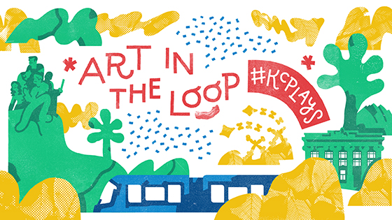 2018 Art In the Loop Artists Announced