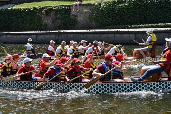 14th Annual Kansas City International Dragon Boat Festival: June 9