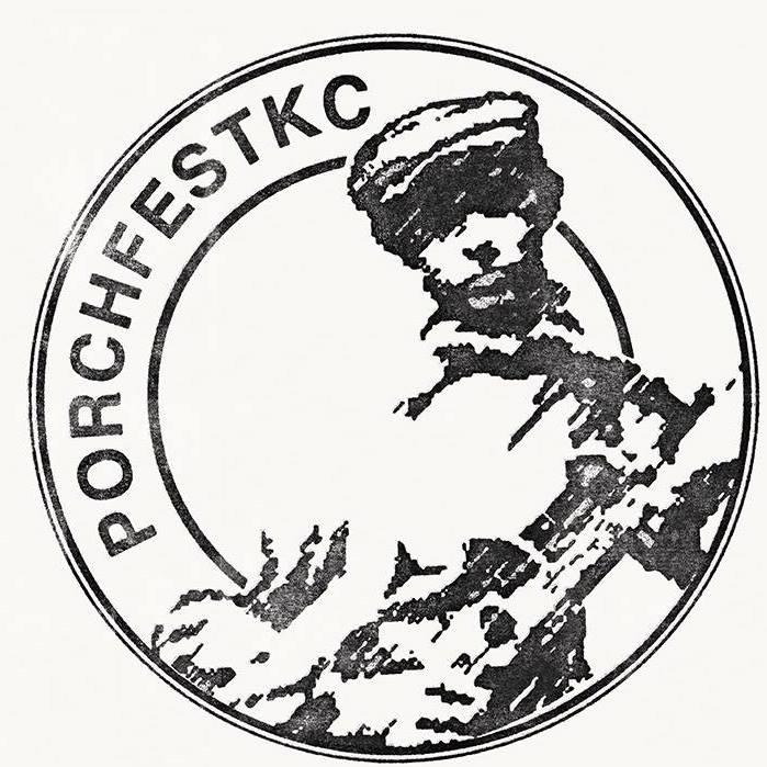Porch fest KC logo