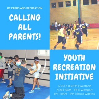 KC Parks needs your help as we re-design and create youth recreational programs to better meet the needs of families in our community. Come join any of the below feedback sessions to share your ideas! Everyone who comes will receive a $10 gift card, and by registering a friend, you are both entered in a drawing to win a $100 gift card. More at kcparks.org