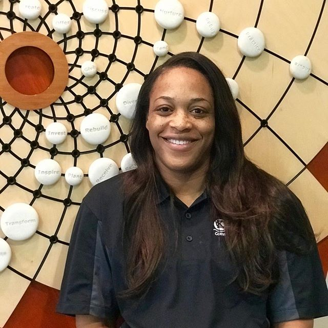 "During Park and Recreation Month we are focusing on our employees by featuring a #PlayerOfTheDay each day of July. #DiscoverJuly #KCParks #WhereKCPlaysAshley Williamson, Supervisor of Recreation-Southeast Community Center, 5 years with KC Parks ""I love working for Parks and Recreation because I get to work with the community and make an impact on those we serve. The relationships I have built with internal and external customers is so refreshing! I look forward to coming to work daily and I am so thankful to work for an organization that cares just as much as I do."""