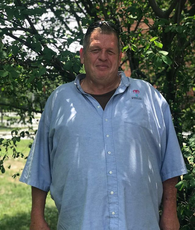 "During Park and Recreation Month we are focusing on our employees by featuring a #PlayerOfTheDay each day of July. #DiscoverJuly #KCParks #WhereKCPlays Ed Shaw, Maintenance Supervisor, 19.5 years with KC Parks ""I love working with all the different organizations and people throughout the City and especially building award-winning parade floats."""