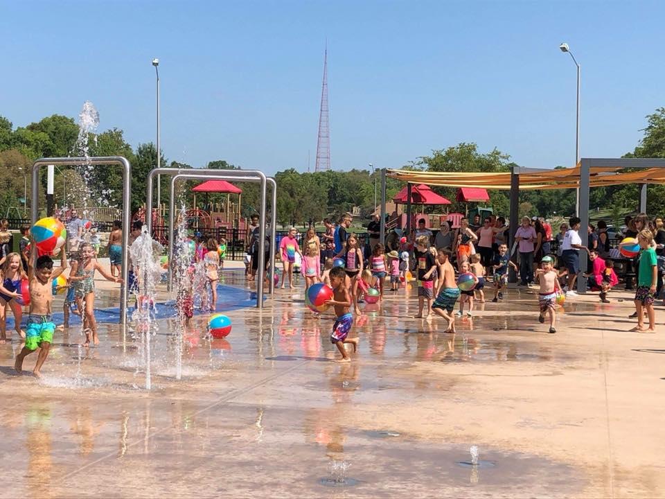 Gillham Sprayground