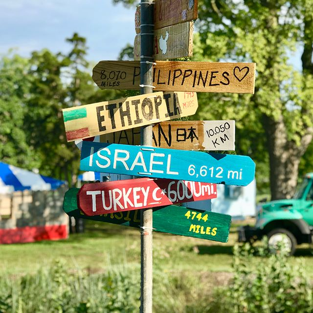 The world has arrived in Swope Park! Ethnic Enrichment Festival begins tomorrow. #KCParks #WhereKCPlays
