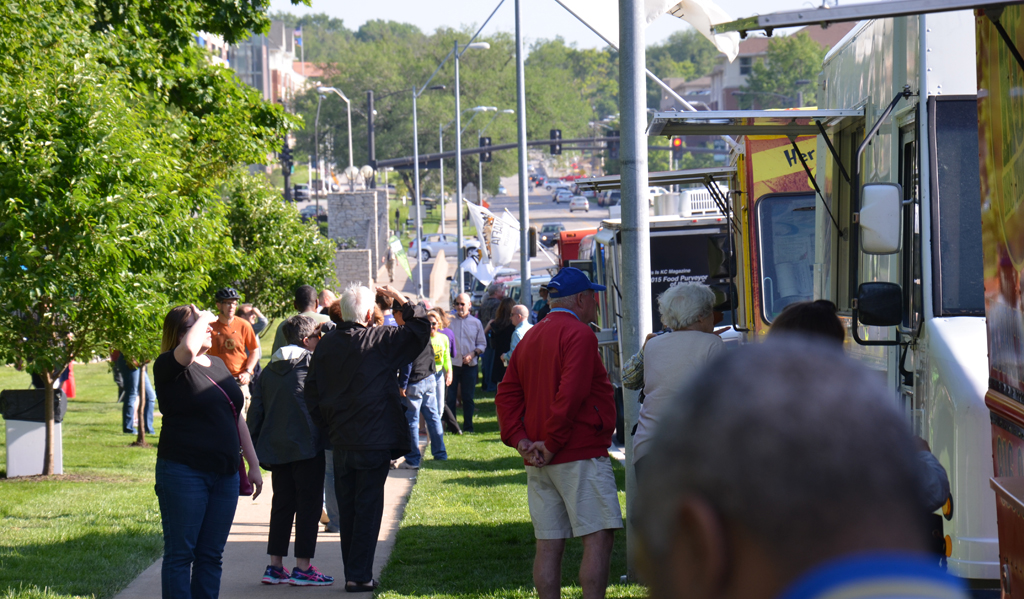 Food Truck Festivals Continue