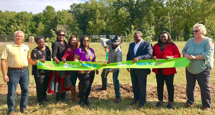 Urban Orchard Opens in Swope Park