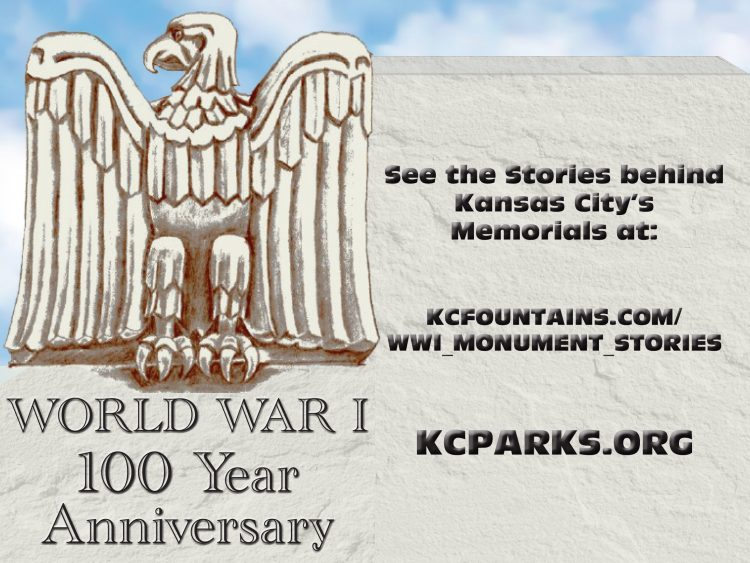 Commemorative World War I 100th Anniversary Markers To Be Placed at Local Memorials