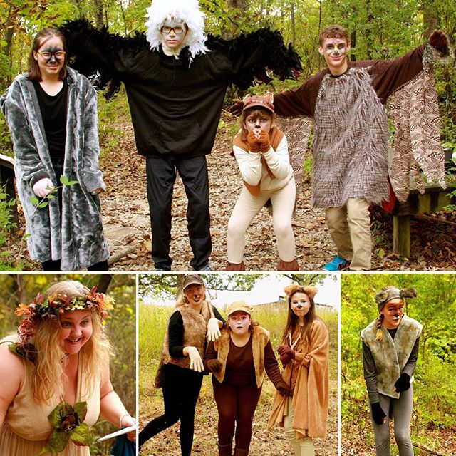 Animals come alive at #MagicWoods this Saturday, October 13th from 4-9pm at Lakeside Nature Center in Swope Park. **Take a walk on the wild side with Mother Nature and her friends. A safe, fun activity for the entire family. Walk the Nature Trail and listen to animal characters tell their stories. Enjoy this enchanted evening filled with face painting, craft tables, tattoos and more.