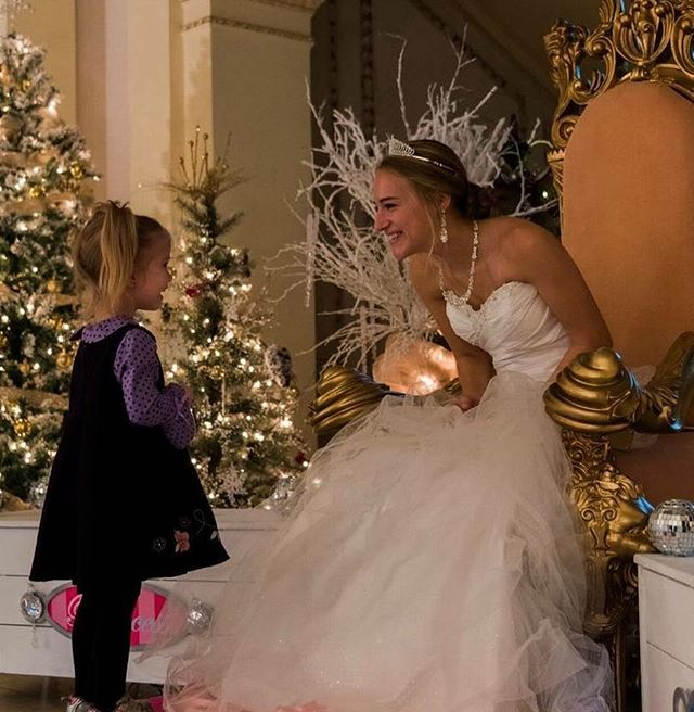 Visit with the Fairy Princess this weekend and next at the Kansas City Museum at the Historic Garment District. Photo by Roy Inman. #KCParks #WhereKCPlays