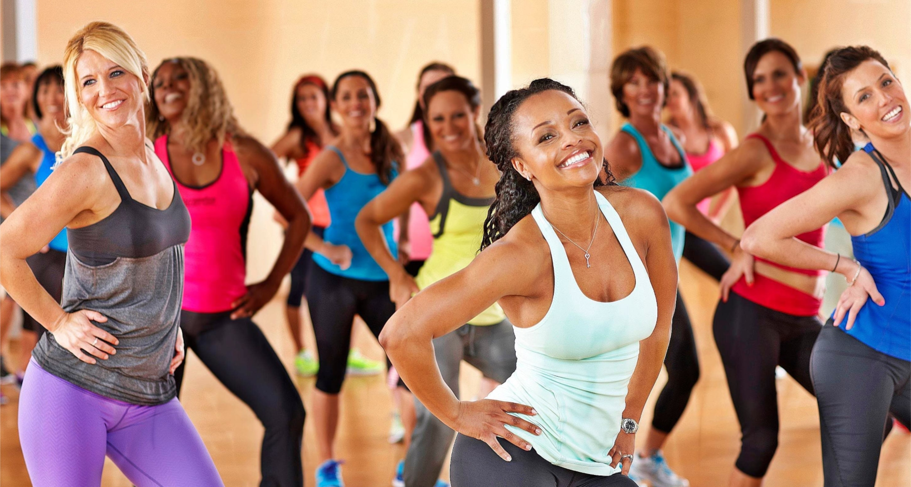 Zumba Fitness Classes