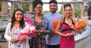 2018 Scholars Photo for KC Parks