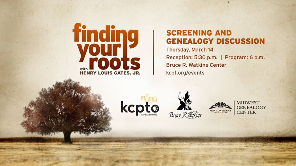 Finding Your Roots Screening and Genealogy Discussion