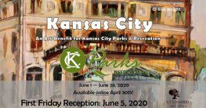 KC Exhibit Postcard