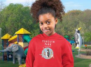 Penguin Park sweatshirt