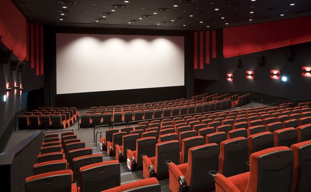 Senior Movie Field Trip
