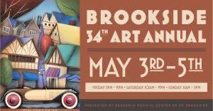 Brookside 34th art annual