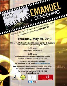 EMANUEL Screening 2019