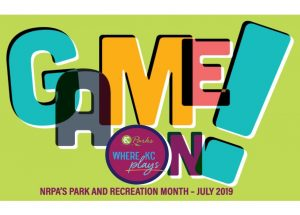 NRPA's Park and Recreation Month Flyer