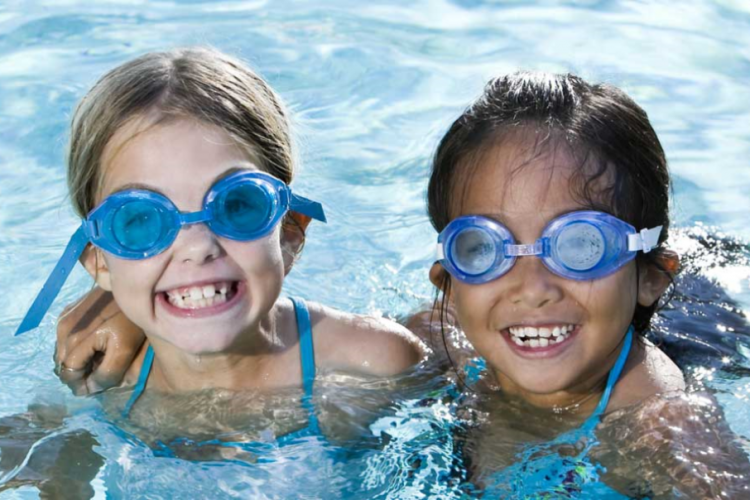 NEWS: KC Parks Offering Free Swim Lessons