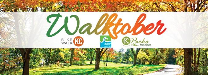 walktober header KC Parks