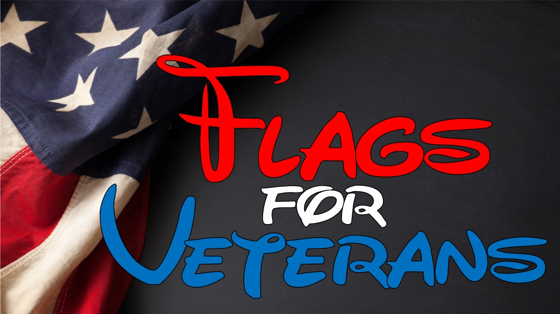 Flags For Veterans
