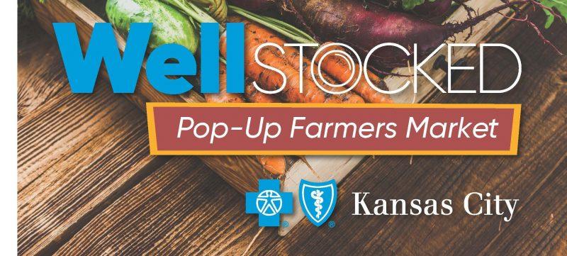 Pop Up Farmers Market Flyer