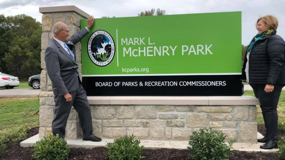Tiffany Springs Park Renamed After Retired KC Parks Director