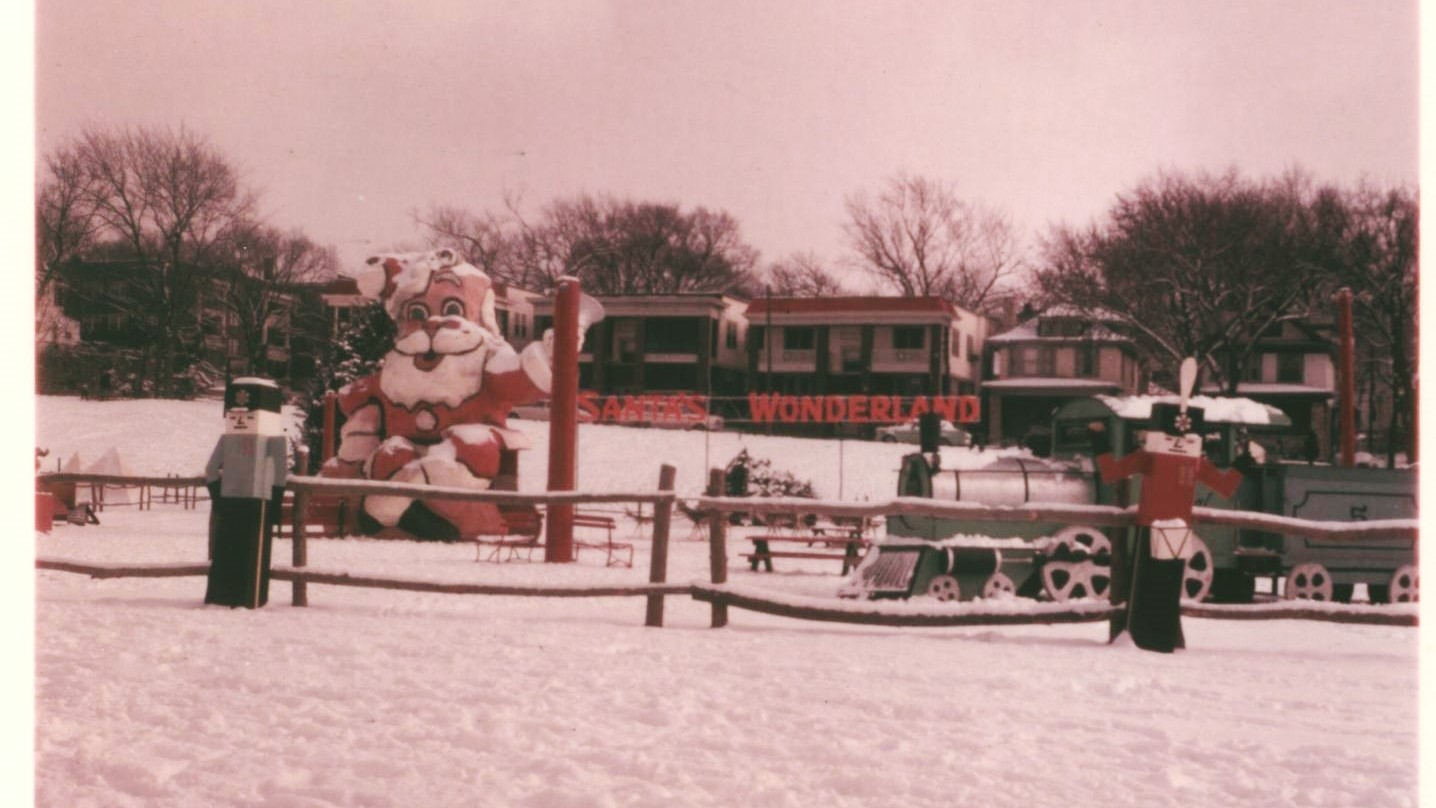{NEWS} Join KC Parks for 55th Anniversary of Santa's Wonderland