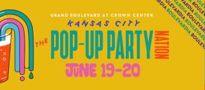 The Pop-Up Party Nation Poster