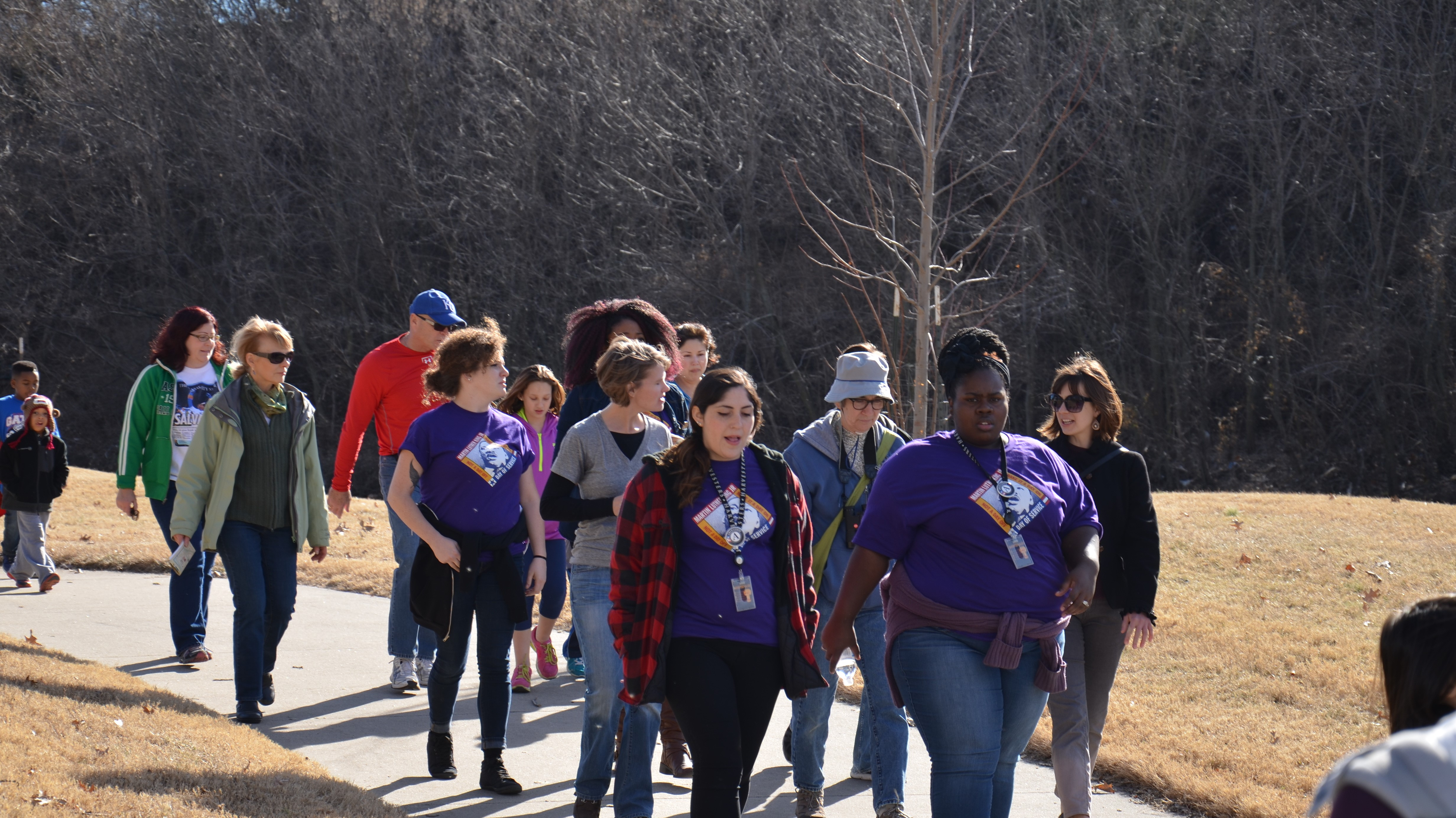 Discover Peace in Nature on MLK Day: Community Walk to Honor Dr. Martin Luther King, Jr.