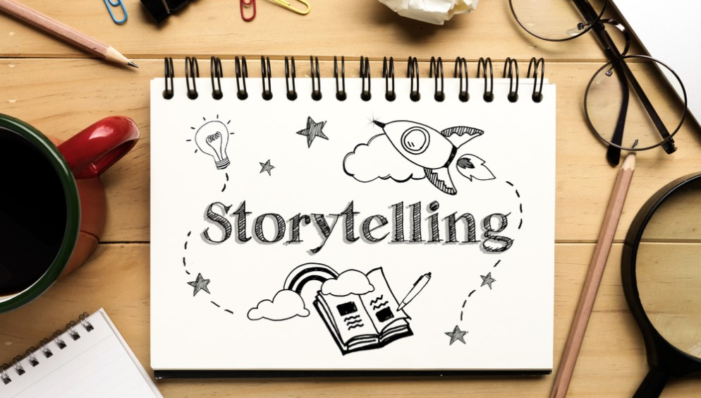 Storytellers and Storytelling Techniques