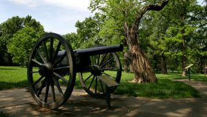 Loose Park Cannon