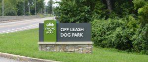 Swope Park Off Leash Dog Park