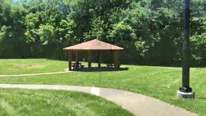 A Gazebo in the Park