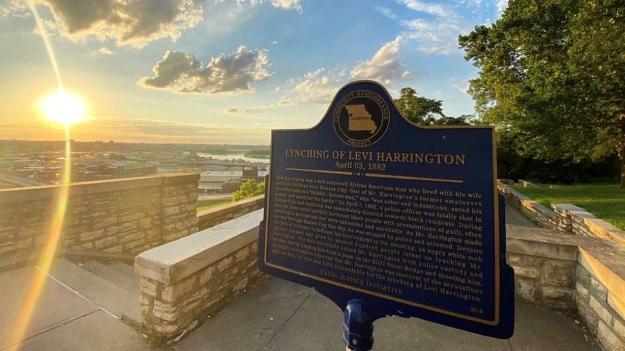 {NEWS} Harrington Memorial Marker to be Removed and Replaced