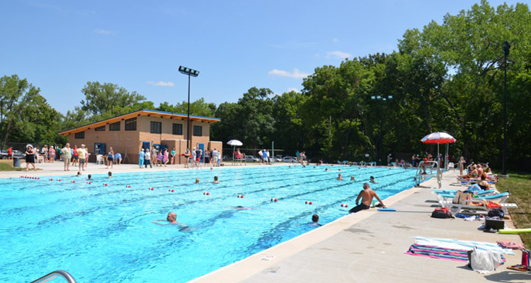 {NEWS} Two KC Parks Pools Open Today with Limited Capacity