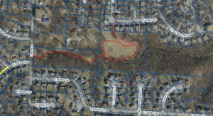 Map Elm Avenue Evanston Ave