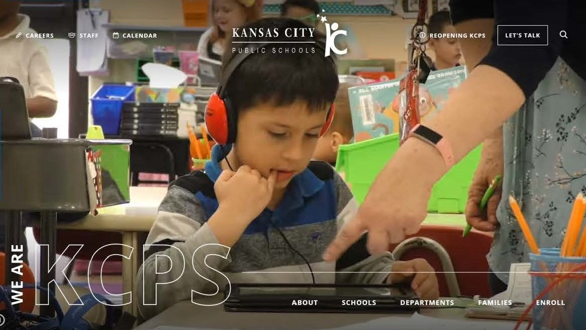 KC Parks Community Centers Offer Virtual Learning Sites to KCPS Students