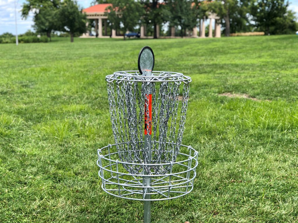 Swope Park Disc Golf Course