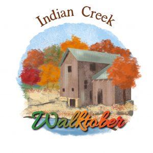 Indian Creek Walktober